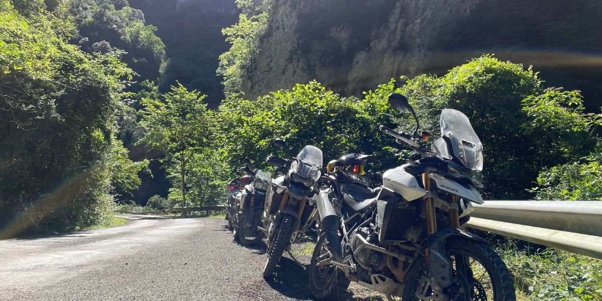 motorcycle tours in spain